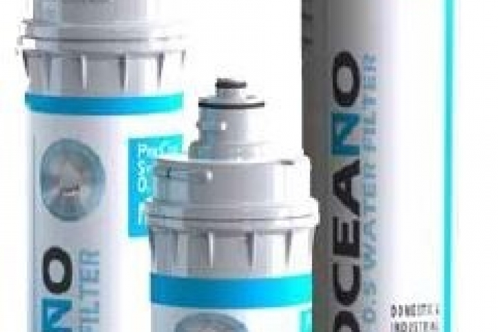 Microfiltration oceano for use domestic precoat 0,5 mic+ ag